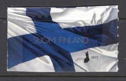 Finland 2017. Fahne. MNH. Pf.**