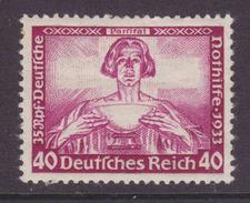 DR MiNr. 507 * - Wagner 40 Pfg. - Germany