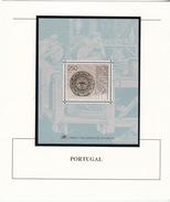 POTUGAL - BLOC 1990 MNH** - FAIANCA PORTUGUESA POLICROMA - DOCUMENT DE LA POSTE - Blocchi & Foglietti