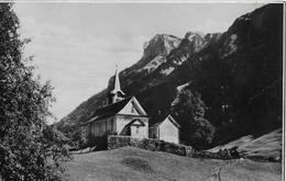 EMMETTEN → Bergkirche Mit Dem NIederbauen Anno 1932 - NW Nidwald