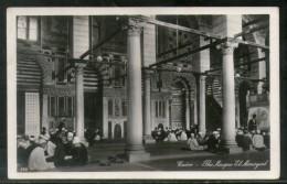 Egypt Cario The Mosque Lehnert & Landrock View / Picture Post Card # PC087 - Egypte