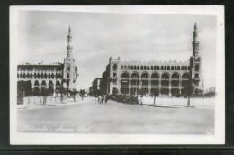Egypt Avenue Jaid Monument View / Picture Post Card # PC088 - Egypte