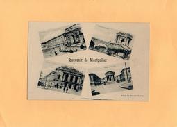 D0502 - Souvenir De Montpellier - 34 - Montpellier