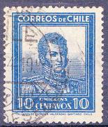 CHILI-  1932 -  YT Nr. 151 - Mi Nr. 195 - Bernardo O' Higgings -  USED - ° - Chili