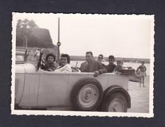 Photo Originale Voiture à Identifier à Belle Ile En Mer - Places