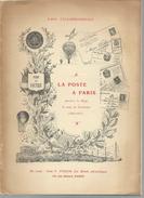 La Poste à Paris Pendant Le Siège Et Sous La Commune (1870-1871) ( Couverture Détachée) - Francobolli