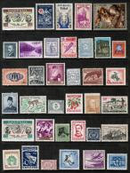WORLDWIDE---Collection Of MINT NEVER HINGED DL-310