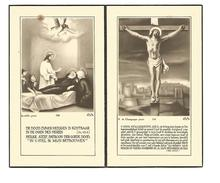 Z 80. E. Zuster Elisabeth - Maria Oosterlinck - °OORDEGEM 1882 /DEFTINGE / +ARENDONCK 1955 - Images Religieuses