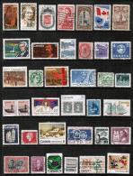 CANADA---Collection Of USED DL-314