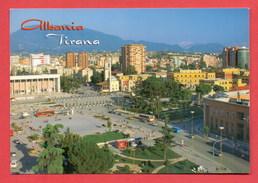 (134) Albania Tirana Un-used Postcard