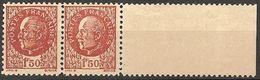 France N° 517e Neuf Bdf (x2) - Faux Pétain - 1941-42 Pétain