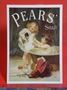 Cartes Postales > Thèmes > Publicité > Pears Soap - Non Circulé - Publicité