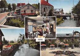 SENS - Auberge De La Vanne - Multivues - Sens