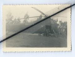 Photo  -  Hélicoptère - Hélicoptères