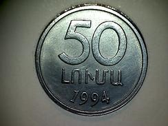 Armenie 50 Luma 1994 - Armenia