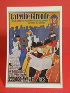 Cartes Postales > Thèmes > Publicité > La Petite Gironde, Journal - Non Circulé - Publicité