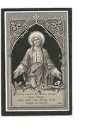 Z 90. E.Zuster Maria-Arnoldina - ANNA-MARIA MOERS -Zusters V.LIEFDE - °VEULEN 1857 / +ZONHOVEN 1913 - Images Religieuses