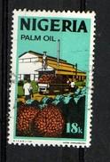 Nigéria  Huile De Palme - Nigeria (1961-...)