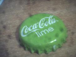 CAPSULES COCA COLA LIME - Soda