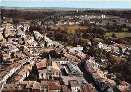 JONZAC - Vue Panoramique Aérienne - Jonzac