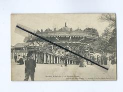 CPA - Souvenir De La Foire - Les Gondoles Russes (Manège ) - Saisons & Fêtes