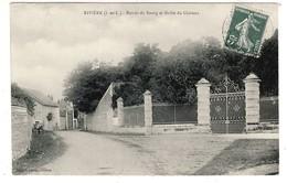37-RIVIERE-ENTREE  DU  BOURG  N941 - Andere Gemeenten