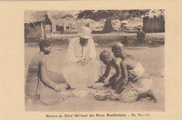 G , Cp , MALAWI , Mission Du Shiré Des Pères Montfortains , Au Marché - Malawi