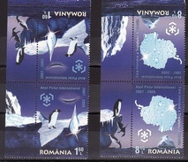 Roumanie 2009 - Yv.no.5399-400 Tete-beche Neuf**