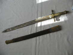 Ancien Glaive , Old Sword,epee,sabre - Blankwaffen