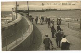 Zeebrugge  4  Entrée Du Mole - Zeebrugge
