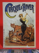 Cartes Postales > Thèmes > Publicité > Cirque D'Hiver, Boichard - Non Circulé - Publicité