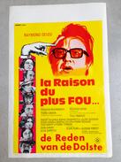 "Raymond Devos ""la Raison Du Plus Fou""Paul Preboist,Jean Carmet,Roger Hanin,Alice Sapritch,Yves Robert,Pierre Richard - Affiches & Posters"