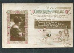 CPA - BANQUE Des POILUS - Guerre 1914-18
