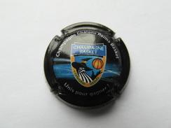 Nicolas FEUILLATTE  N° 49a Basket Noir.capsule De Champagne - Andere