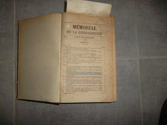 Memorial Gendarmerie,1894-95 - Policia