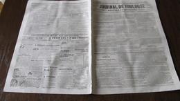 ESPAGNE -PALMA - ÎLES BALEARES / ÎLE DE CABRERA PRISON ET TOMBEAU DES FRANCAIS - PRINCE DE JOINVILLE - 1847 - Journaux - Quotidiens
