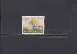 JUGOSLAVIA  1983 - Unificato  1883B - Monumento - 1945-1992 Repubblica Socialista Federale Di Jugoslavia