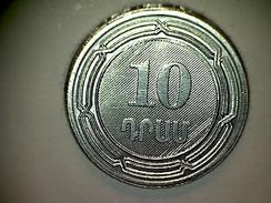 Armenie 10 Dram 2004 - Armenia