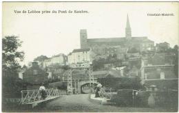 Vue De Lobbes Prise Du Pont De Sambre.   Constant-Mauroit. - Lobbes