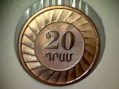 Armenie 20 Dram 2003 - Armenia