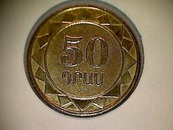 Armenie 50 Dram 2003 - Armenia
