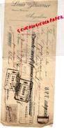 16 - ANGOULEME - TRAITE LOUIS GOUVERNER- INGENIEUR CONSTRUCTEUR- 1906 - France