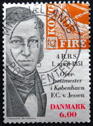 Denmark 2001  MiiNr.1275  ( Lot  D 614 )