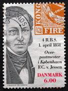 Denmark 2001  MiiNr.1275  ( Lot  D 615 )
