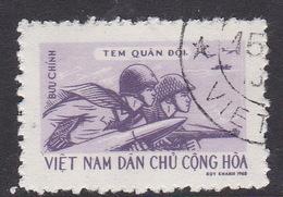 Vietnam North NMF 547 1968 Soldier Attacking Used - Vietnam