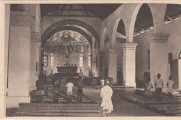 G , Cp , RÉPUBLIQUE CENTRAFRICAINE , BERBÉRATI , Cathédrale Ste-ANNE , Intérieur - Centrafricaine (République)