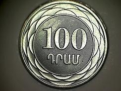 Armenie 100 Dram 2003 - Arménie