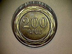 Armenie 200 Dram 2003 - Arménie