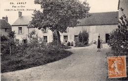 CERCY-la-TOUR  -  Ch. JAULT  Vins En Gros - Altri Comuni