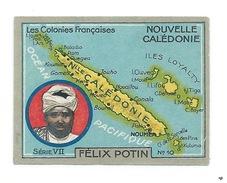 """Nouvelle Calédonie Colonies Françaises Série VII N°10 Félix Potin """" Ma Collection """" 1931 TB 50 X 40 Mm RRR - Félix Potin"""
